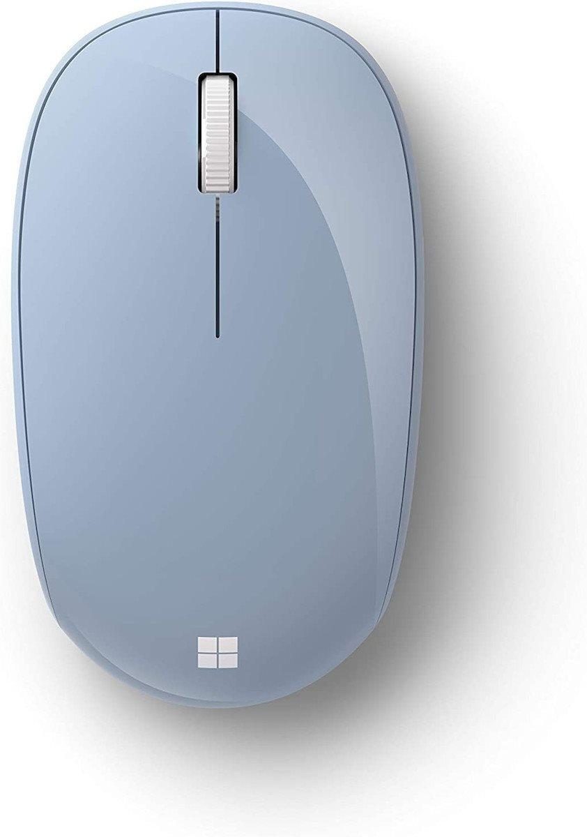 Micosoft Ασύρματο Ποντίκι AR/EL/IW/TR Hdwr Παστέλ Μπλέ