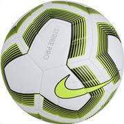 Nike Strike Pro Team Μπάλα Ποδοσφαίρου White/Black/Volt/Black
