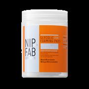 NIP+FAB εμποτιμένα pads GLYCOLIC FOAMING PADS 60 TEM 95ml