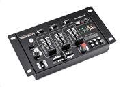 VOICE KRAFT μίκτης ήχου VK300-BT τριών καναλιών USB/Bluetooth/SD μαύρος