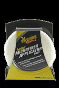 Meguiar's Σφουγγαράκι Μικροινών Even Coat™ Microfibre Applicator Pads Χ3080EU