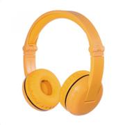BuddyPhones Play Safari Yellow
