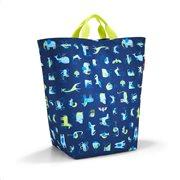 Reisenthel τσάντα αποθήκευσης 50.5x44x22.5cm Kids ABC Friends Blue