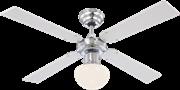 Globo Lighting Ανεμιστήρας Οροφής CHAMPION 0330