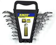 Kinzo Socket Wrench 8 Pcs 6-22