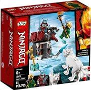 Lego Ninjago: Lloyd's Journey 70671