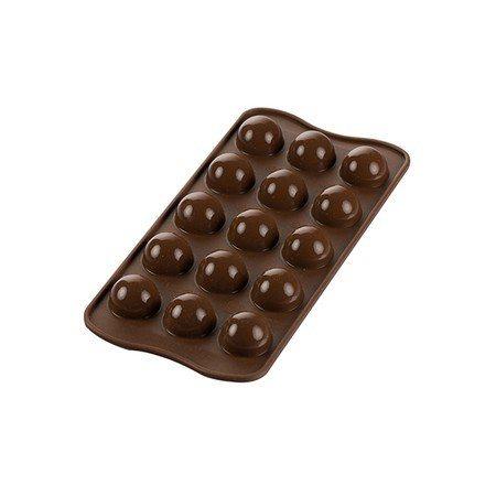 Silikomart Φόρμα Σιλικόνης 3D Για 15 Σοκολατάκια Tartufino 25oz-120ml