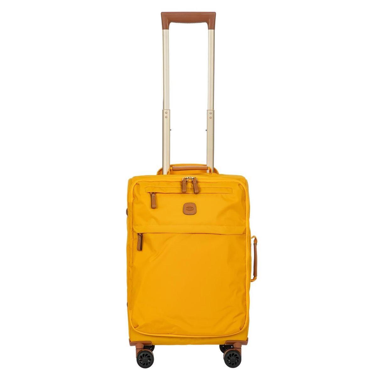Brics Bαλίτσα Tροχήλατη Kαμπίνας 37x55x21cm Sειρά X-Travel Ocean Sun