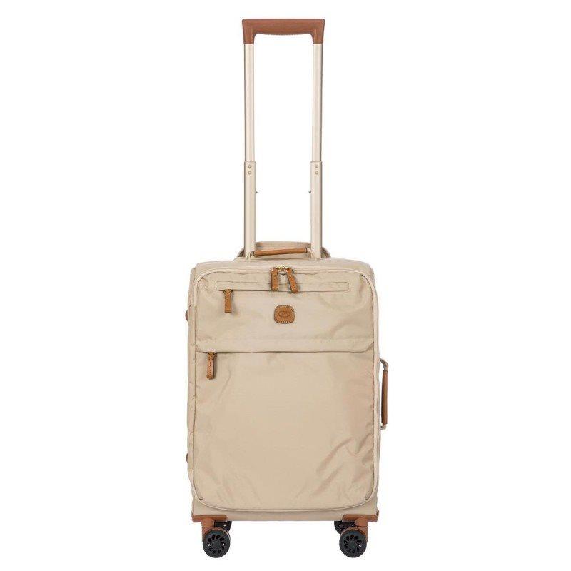 Brics βαλίτσα τροχήλατη καμπίνας 37x55x21cm σειρά X-Travel Desert