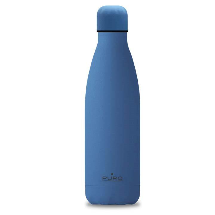 Puro Icon Bottle 500ml Γαλάζιο