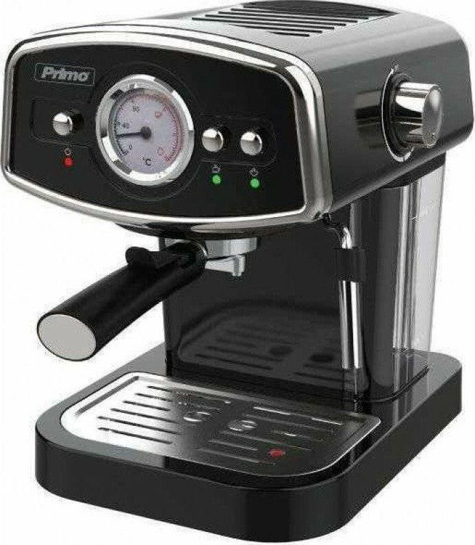 Primo Μηχανή Espresso 1050W Πίεσης 19bar PREM-40311 Eco