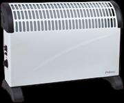 Primo Convector SMLD01B 810019 2000W Turbo Λευκός