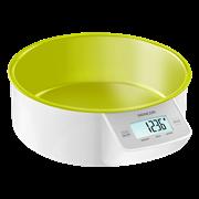 Sencor sks 4004gr (πράσινη) ζυγαριά κουζίνας με αποσπώμενο μπολ