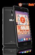 MLS MX Κινητό Smartphone 32GB Black Dual Sim