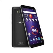 MLS Range 4G Κινητό Smartphone Black Dual Sim
