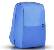 BG Berlin σακίδιο πλάτης Metrobag Azure Blue με θέση για laptop 45x26x13cm