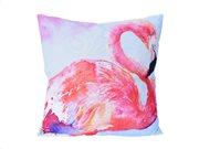 Φλαμίνγκο Flamingo Υφασμάτινο Μαξιλάρι Μεγάλου μεγέθους 45x45cm