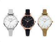 Pierre Cardin Σετ Γυναικεία Ρολόγια Χειρός 3 τεμαχίων, σε 3 χρώματα, PCX7967L364