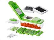 Πολυκόφτης Φρούτων και Λαχανικών με Λεπίδες από Ανοξείδωτο ατσάλι, HG-8045