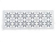 Πατάκι Διάδρομος  Κουζίνας με σχέδιο, 50x130cm, Horone