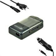 2-Power Universal Αυτόματος Φορτιστής Μπαταριών με Έξοδο USB 1.0Α για Σπίτι & Αυτοκίνητο