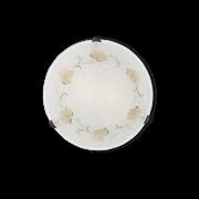 Ideal Lux Φωτιστικό οροφής - Πλαφονιέρα - Σποτ Πολύφωτο FOGLIA PL2 013800