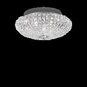 Ideal Lux Φωτιστικό οροφής - Πλαφονιέρα - Σποτ Πολύφωτο VIRGIN PL6 016122