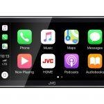 Oθόνη JVC KW-M741BT με Android Auto/Car Play/USB Mirroring