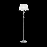 Ideal Lux Φωτιστικό Δαπέδου - Ορθοστάτης Μονόφωτο PEGASO PT1 BIANCO 059228