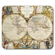 Allsop Mousepad Nautical Double Globe