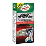 Turtle Wax Σύστημα Επιδιόρθωσης Φαναριών FG7606 Headlight Restorer Kit