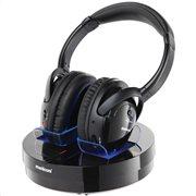 MELICONI Ασύρματα στερεοφωνικά ακουστικά 864MHz, HP300 CUFFIA TV PROFESSIONAL