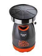 Coral Gas Πλάκα Αντικολλητική XL 38cm για Smart Grill