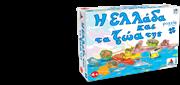 Desyllas Games 419 puzzle 40 - η ελλαδα και τα ζωα της