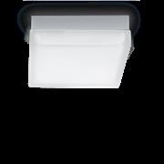 Ideal Lux Φωτιστικό οροφής - Πλαφονιέρα - Σποτ Μονόφωτο IRIS PL1 D22 104546