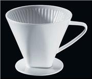 Cilio Φίλτρο Καφέ Νο6 Λευκό Κεραμικό Φ16cm.