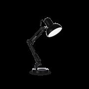 Ideal Lux Φωτιστικό Επιτραπέζιο - Γραφείου Μονόφωτο KELLY TL1 NERO 108094