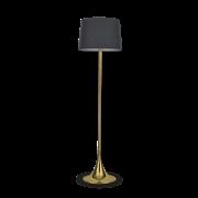 Ideal Lux Φωτιστικό Δαπέδου - Ορθοστάτης Μονόφωτο LONDON PT1 OTTONE 110257