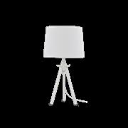 Ideal Lux Φωτιστικό Επιτραπέζιο - Γραφείου Μονόφωτο YORK TL1 BIANCO 121376