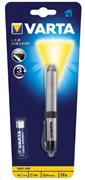 Varta Φακός LED Στυλό Mini Pen Light (Περιλαμβάνει 1 μπαταρία AAA) 123439