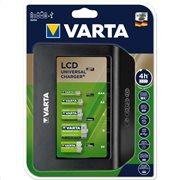 VARTA LCD UNIVERSAL CHARGER (VS 12869)