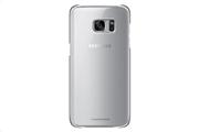 Samsung Clear Cover Galaxy S7 Edge Silver