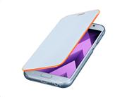 Samsung Case Neon Flip Cover Galaxy A5 2017 Blue