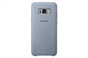 Samsung Alcantara Cover S8 Silver Gray