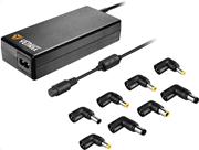Yenkee Φορτιστής αντάπτορας για laptop Universal Μαύρο YAU 90081