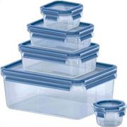 Lamart lt6001 σετ 5 δοχεία φαγητού πλαστικά