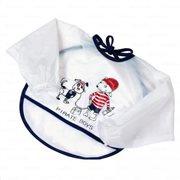 Fashy Καθαριζόμενο σακάκι ταΐσματος μπλε 17018 50