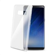 Celly Case Gelskin Transparent Samsung Note 8