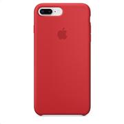 Apple Silicone Case iPhone 8-7Plus Red