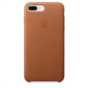 Apple Leather Case iPhone 8-7Plus Saddle Brown